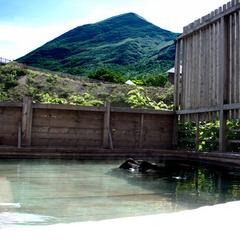 【美味旬旅】【当館人気/スタンダードプラン】ニセコの山を眺めながら本物の温泉を堪能 【美味旬旅)