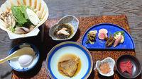 <夕食のみ>手軽な旅行に最適★オプションで自分だけの会席が作れます!味噌貝焼きのシンプルプラン