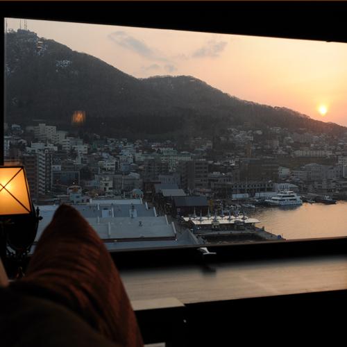 【不動の一番人気★】函館山側のお部屋確約!(朝食付)