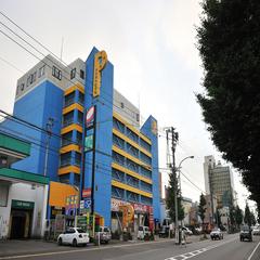 駐車券付プラン【青い建物マルサ駐車場へお停めください】