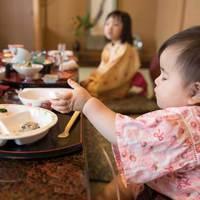 《家族旅行応援!》夕食は個室&貸切風呂50分付きでのんびり家族時間◎【ファミリープラン】