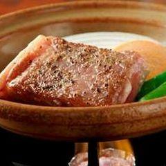 《にいがた和牛ステーキorのどぐろ塩焼きが選べるお好み会席》〜旬の食材を使用した9品〜