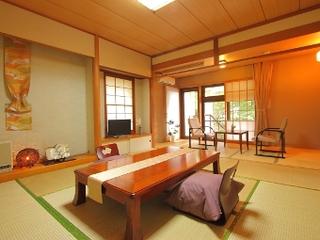 1階庭園露天風呂付客室【昴・星林・七夜】