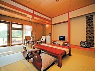 2階展望露天風呂付客室- 那須連山側 -【星雲・明星・星空】