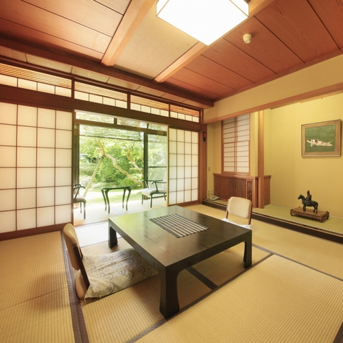 【温泉内風呂付】和風客室