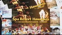 【お得な入場券付き!(2日間有効)】スパリゾートハワイアンズプラン/2食付◆