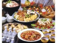 卒業記念旅行&グループ旅行におすすめ 夕食はオードブル形式 パーティールームで宴会プラン