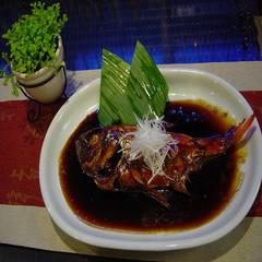 ☆一度食べたらリピートしたくなる☆当荘一番人気【金目鯛姿煮プラン】