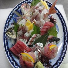 【料理の品は少なめでよいけどプラン】美味しいお刺身が食べた〜い。粗食の方から50代からの人おすすめ!