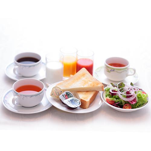 ◆コンチネンタル(軽めの朝食)付プラン