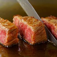 【鉄板焼き椿コース】国産黒毛和牛の鉄板焼きと大分産海鮮を堪能プラン【当館人気】