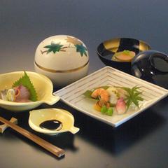【和懐石鶴見コース】厳選食材で極上・旬懐石(お部屋食)