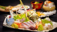 【春夏旅セール】旬地魚ざんまい◆お造り付(夕食お部屋食)