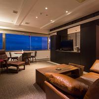 最上階コーナースイート洋室(90平米)