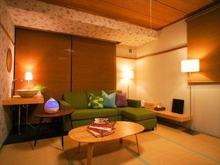 C:【ゆったり禅】ソファのある10畳南向き和室