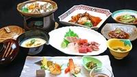 板長おすすめ!スタンダード■純和風旅館で日本海の食材を味わう