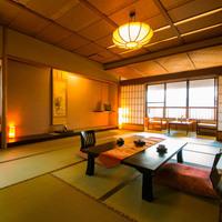 【喫煙】特別室・17.5畳◆‐建築美粋・数寄屋造り客室‐