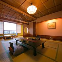 【喫煙】和室12.5畳+広緑◆‐建築美粋・数寄屋造り客室‐