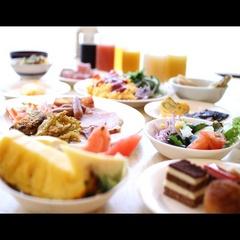 【春夏旅セール】シンプルプラン・バイキング朝食付