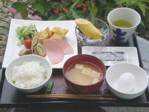 朝からきちんとエネルギーチャージ★朝食付プランA★  【ご飯、お味噌汁おかわり自由!】