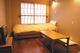 大森氏デザインの和洋室【広さ13平米・シングルベッド】
