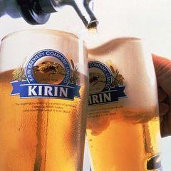 《キリン一番搾り》 生ビール一杯サービスプラン 〜おいしさを笑顔に〜 朝食無料♪