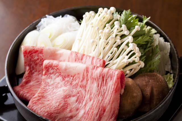 特選とちぎ和牛すき焼きプランNew