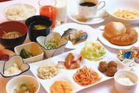 【当日限定】☆シングル☆朝からガッツリ食べたい派に嬉しい朝食バイキング付き!