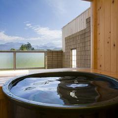 ◇結婚記念日◇二人の特別な日。雄大な剱岳の景色と露天風呂付客室で。