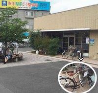 【レンタルサイクルプラン(朝食付)】レンタルサイクルで駅からホテルまで楽々5分♪タクシー代も節約♪