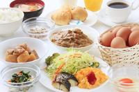 【朝食付ふたりをつなぐプラン】大人気「蘭王たまご」を食べて、朝から大満足でご出発♪