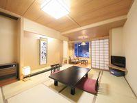 ■スタンダード和室(10畳/2,3階)■心落ち着く和の佇まい