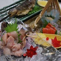 """【クチコミで大好評】 """"ギンヒカリ・雪魚・岩魚""""川魚三昧プラン"""