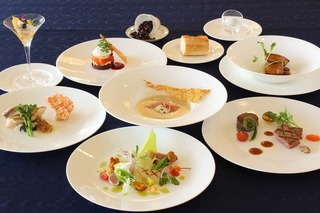 【1泊夕食付】シェフ特製フランスフルコースに舌鼓・ちょっぴり贅沢プラン