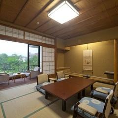 【ワンランク上◆吉祥亭和室】10畳バストイレ付 日本の和情緒