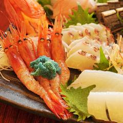 ●2名様からOK●北陸の旬魚「舟盛」を金沢和洋会席とご一緒に!金沢来たらやっぱり魚でしょ!