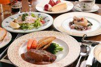 【2食付き】欧風フルコースディナーと湯ったり貸切露天 〜那須高原で優雅なひと時を〜