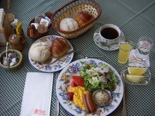 星空満喫貸切露天&焼きたてパンが嬉しい朝食付プラン