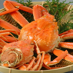 ◆選べる蟹会席◆ かに料理&但馬牛石焼♪or甘鯛(ぐじ)♪