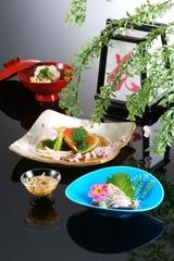 """〜春季限定〜■旬の味覚懐石■ 春。うららかな日和に、""""料理旅館"""" の懐石を"""