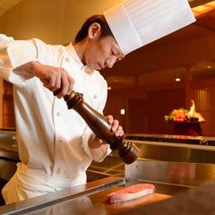 【御食事処・思いのまま】メイン料理をその場でチョイス♪選べる楽しさ!自慢の16趣湯巡りも無料でOK♪