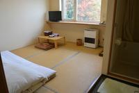 和室6〜8畳(バス・トイレ付)※無料Wi-Fi