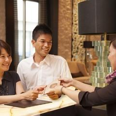 【早割15日前】15%OFF!事前決済でお得に☆シェフのオムレツが人気の朝食ブッフェ付<朝食付>