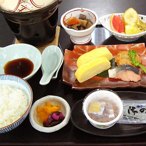 【朝食付☆平日限定】身体よろこぶ<優しい味わいの和食膳>ふっくらだし巻きに、炊き立てごはん♪