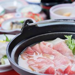 ≪おすすめ味覚プラン【梅】≫一番人気!さぬき名物の甘い白味噌鍋を味わう<和会席>
