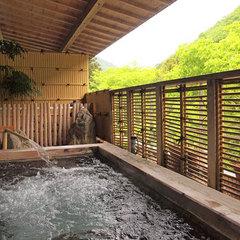 【直前割×素泊り】5,500円〜◇空港から20分、香川の秘境温泉郷。pH8.3の温泉を客室風呂でも!
