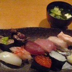 魚津の「旨い寿司」と「朝食バイキング」プラン【1泊2食付】