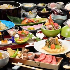 【料理最高グレード☆】貴賓室 華 特別プラン<朝夕部屋食>