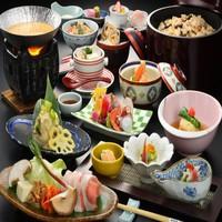 【直前割☆お日にち限定】花巻産白金豚付お料理コース〜彩華〜会場食