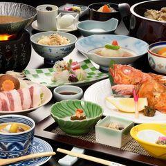 【楽天スーパーSALE】40%OFF会場食【夕食選べる】ブランド肉+海鮮料理
